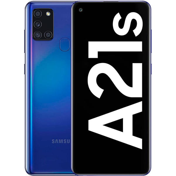 Samsung Galaxy A21s 4/128GB Azul Libre