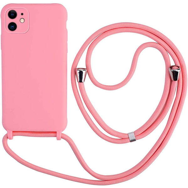 Funda para teléfono móvil con cordón VARIOS MODELOS